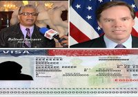 Señala que 39 ciudadanos dominicanos le fueron canceladas visas, entre ellas a Gonzalo Castillo; Vídeo