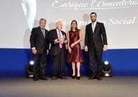 Falleció el empresario y presidente de la Fundación Progresio Enrique Armenteros Rius