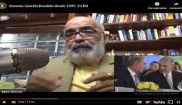 Ángel Martínez: Lo de Gonzalo Castillo viene desde el año 1997 con 18 MM de dólares