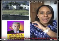 Exije a Gonzalo explique al país la magia de con 300 mil pesos mensual lograr una fortuna de 500 millones; Vídeo