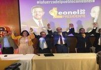 Leonel Fernández recibe el apoyo de Hipólito Polanco y su equipo político; Vídeo