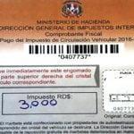 Se podrá renovar marbete sin tomar en cuenta (pagar) multas fantasmas