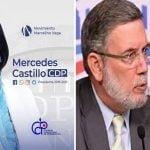 Mercedes Castillo propina golpe de bolsón a Roberto Rodríguez Marchena y su Gobierno