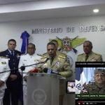 Cancelan deshonrosamente a teniente coronel que le lame a Danilo y pide votar por Gonzalo; Vídeo