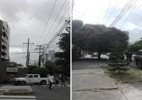 Denuncian acciones sospechosa con vehículos JCE en casa Armando García, de Optic y delegado de Gonzalo