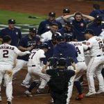 Astros de Houston a la Serie Mundial, cortan esperanza de los Yankees dejándolos en el terreno