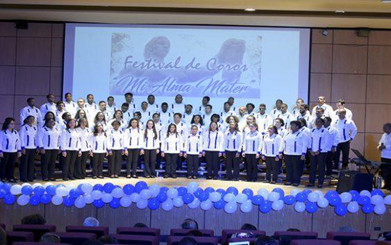Mañana concierto 70 Aniversario del Coro Universitario de la UASD