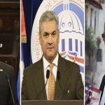 Ángel Martínez apoya a Danilo Medina en que Gonzalo Castillo es un fenómeno; Vídeos