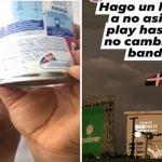 Pide no consumir Nestlé y no asistir al Estadio Quisqueya; Sacan Escudo Nacional por la Biblia; Vídeos