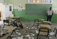 Reportada y no hicieron caso: Escuela con dos años Sabana Perdida ha caído tres veces