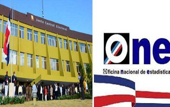 Junta Central Electoral «usurpando» funciones de la Oficina Nacional de Estadística