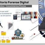 El diablo a la Cruz, Castaños Guzmán a la auditoría forence