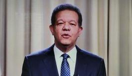 Leonel reitera ganó las primarias y protesta esta mañana en la JCE; Se referirá al PLD proximamente