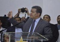 Leonel Fernández convoca a protesta el próximo lunes frente a la Junta Central Electoral; Vídeo