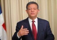 Transcripcion del discurso integro y Vídeo del Presidente Leonel Fernández