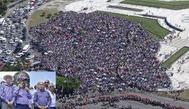 Leonel advierte que obstaculizar el acceso democrático de los pueblos la respuesta es la revolución; Vídeos