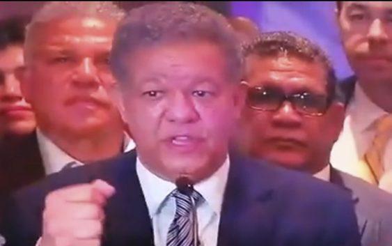 Leonel Fernández hablará hoy a través de una cadena de radio y televisión; Vídeo