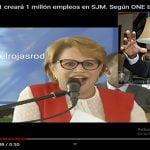 Lucía Medina perderá por «Más de ciento trenta y tanto cincuenticuatro»; Vídeo
