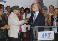Manuel Jiménez candidato a la alcaldía por SDE recibe respaldo de la APD