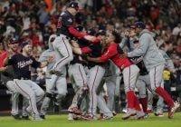 Nacionales se coronan campeones de una histórica Serie Mundial al vencer a los Astros seis por dos