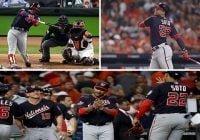 Serie Mundial: Nacionales pican delante; Vencen a Astros por la mínima con jonrón del dominicano Juan Soto