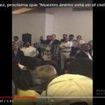 Radhamés Jiménez: Apenas estamos comenzando y no necesitamos perro prieto mas cuando tenemos razón; Vídeos