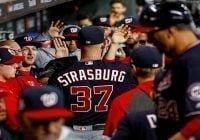 Serie Mundial: Nacionales les aguan la fiesta a los Astros; Esta noche se decide el campeón