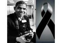 Encuentran muerto fotógrafo del Listín Diario Tomás Paredes, en baño del periódico