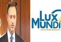 Jean Alain Rodríguez incurre en violación por uso imágenes alumnos colegio Lux Mundi en propaganda; Vídeo