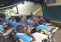 Ineptitud: 30 escuelas deterioradas en SFM; En Barahona varias por profesores y reparación
