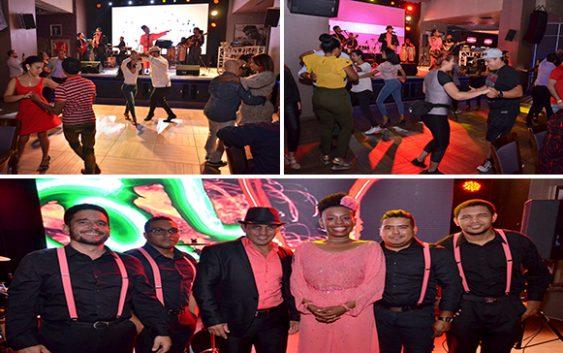 Hard Rock Café informa que los martes tiene música tropical en vivo para bailadores