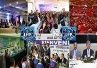 Leonel Fernández proclamado por el BIS, FNP, PRSC, PQDC, PTD, PUN y La Fuerza del Pueblo: Vídeos
