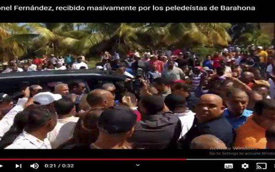 «Todos los días vienen a La Fuerza del Pueblo dirigentes del viejo partido», Leonel Fernández; Vídeo