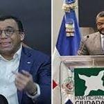 Andrés Navarro, más de lo mismo, insulta a Participación Ciudadana: PC le responde