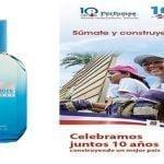 Perfumes Factory y Fundación Techo celebran 10 años construyendo un mejor país