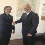 Democracia regresa a Uruguay; Embajador de Israel, Yoed Magen, visita a Luis Lacalle Pou; Juan Guaidó, lo felicita