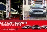 Con más de 80 dealers arranca esta noche la vigésima novena edición de la autoferia de Asocivu