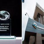 """Banreservas recibe premio como el """"Banco más seguro de RD en 2019"""""""
