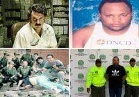 2 de diciembre en Colombia: En 1993 matan al narco Pablo Escobar y en 2019 apresan su colega César el Abusador