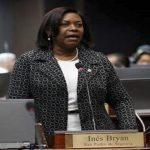 Infarto cobra vida de la diputada Inés Bryan sin ver terminado el hospital que lleva cinco años en construcción