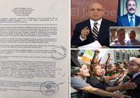 Marino Zapete: No conozco el procurador, lo único que sé «es un canalla» presenta prueba status de Maybeth en Asimra; Vídeo