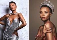 Zozibini Tunzi de Sudáfrica coronada Miss Universo 2019