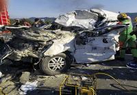 Tragedias: Accidentes en Bonao y Monte Plata cobran vida de once personas, entre ellas empleados del MAP