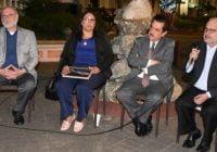 Entre anécdotas y poesías le rinden homenaje póstumo al poeta Alexis Gómez Rosa