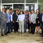 Agregada de Prensa de la embajada de los Estados Unidos visita Colegio Dominicano de Periodistas
