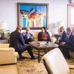 Ministro de Salud Pública recibe visita del Colegio Dominicano de Periodistas