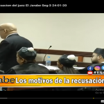 «Juez» enseña pantíes temprano; Excluye pruebas contratos de Gonzalo Castillo en OP y coarta defensa acusado; Vídeos