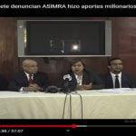 Revela Grupo Asimra aportó más de 70 millones para campaña del PLD del 2016; Vídeo