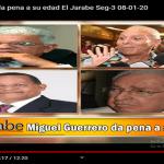 Miguel Guerrero da «PENA» a su edad; Vídeo