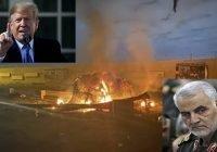 A Soleimani «debimos quitarlo del medio hace tiempo, asesinó cientos de soldados estadounidense y miles de civiles»; Vídeo